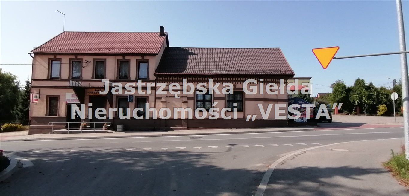 Lokal użytkowy na sprzedaż Rybnik, Stodoły  320m2 Foto 1