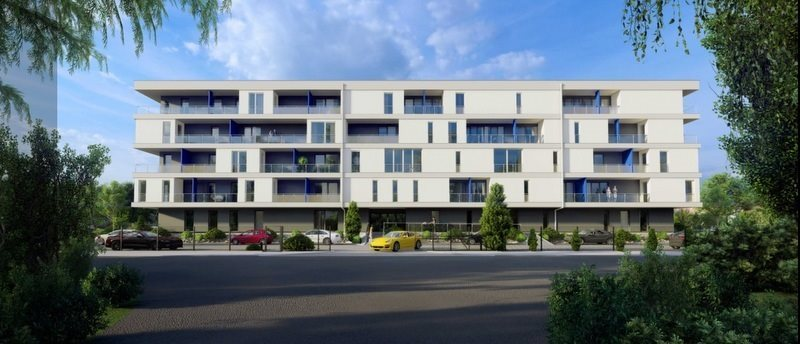 Mieszkanie dwupokojowe na sprzedaż Bielsko-Biała  48m2 Foto 1