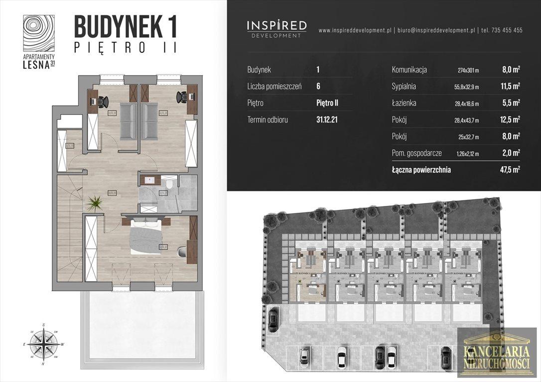 Mieszkanie na sprzedaż Białystok, Skorupy, Leśna  100m2 Foto 9