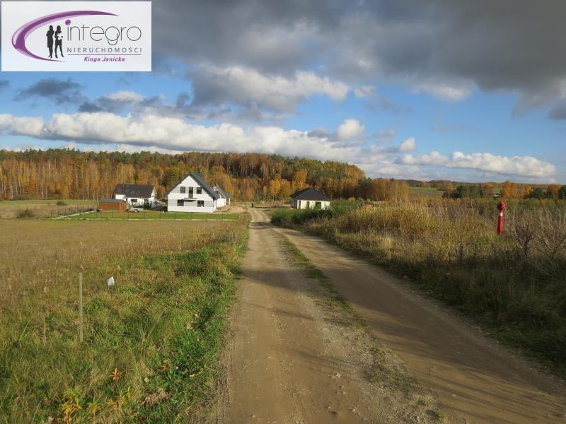 Działka budowlana na sprzedaż Cewice, Jezioro, Las, Rzeka, Tereny rekreacyjne  1623m2 Foto 4