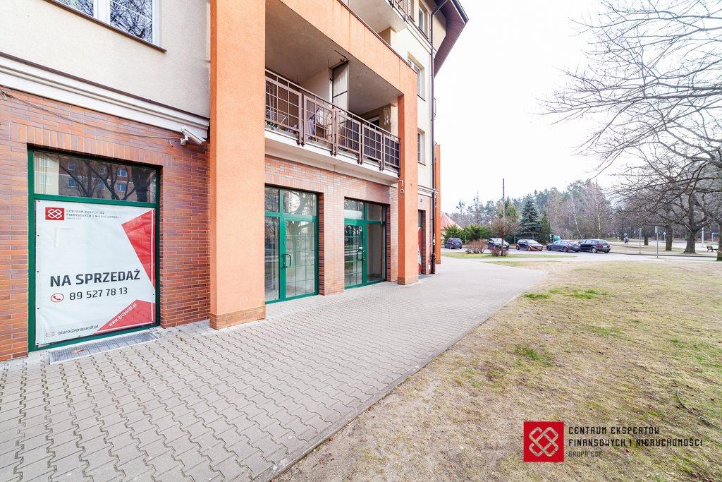 Lokal użytkowy na sprzedaż Ostróda, Piastowska  104m2 Foto 1