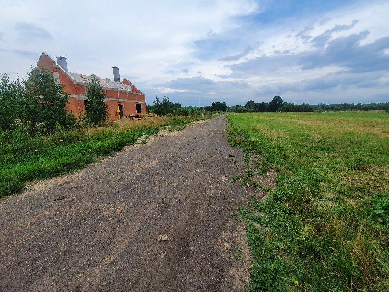 Działka budowlana na sprzedaż Starcza, Łysiec  1158m2 Foto 9