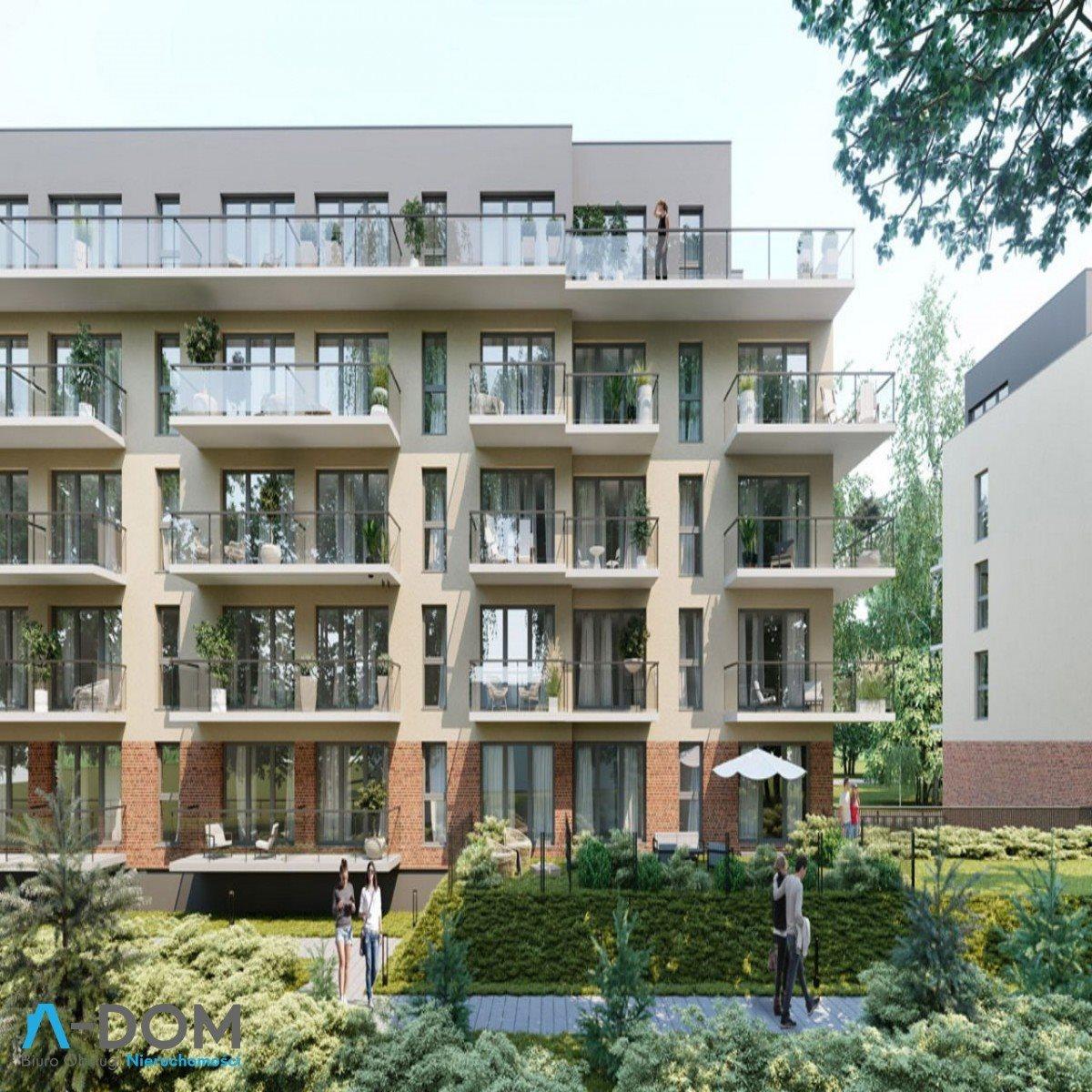 Mieszkanie dwupokojowe na sprzedaż Poznań, Malta, abpa Walentego Dymka  41m2 Foto 6