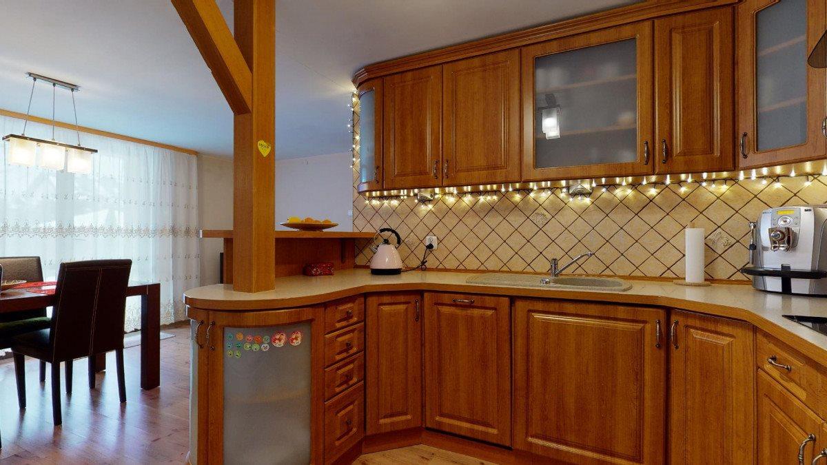 Mieszkanie trzypokojowe na sprzedaż Bielsko-Biała, Straconka, Miernicza  80m2 Foto 5