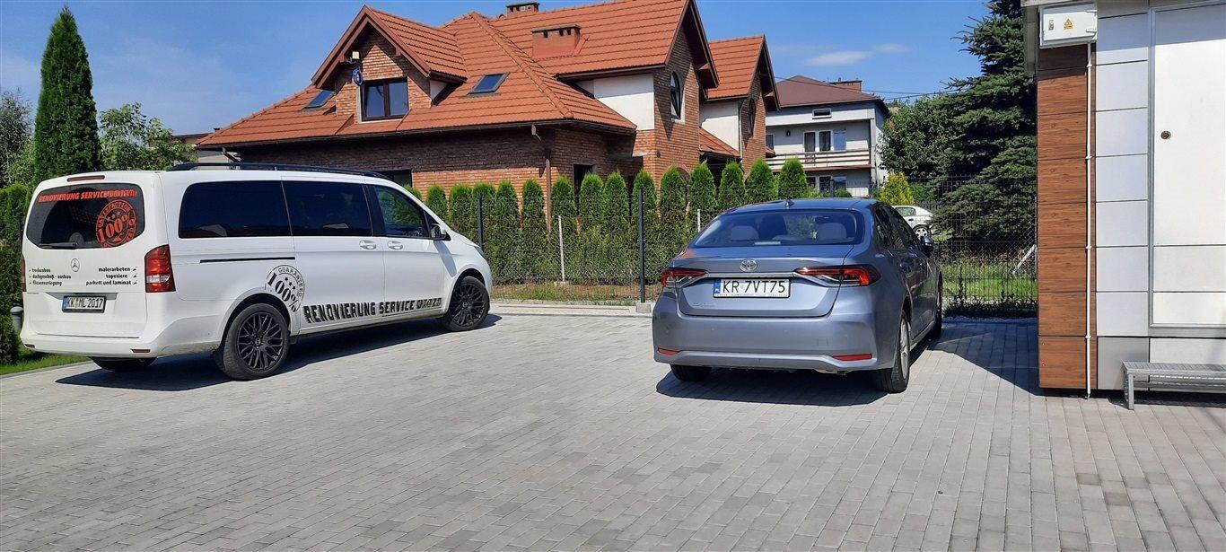 Dom na wynajem Kraków, Nowa Huta, Glinik  130m2 Foto 2