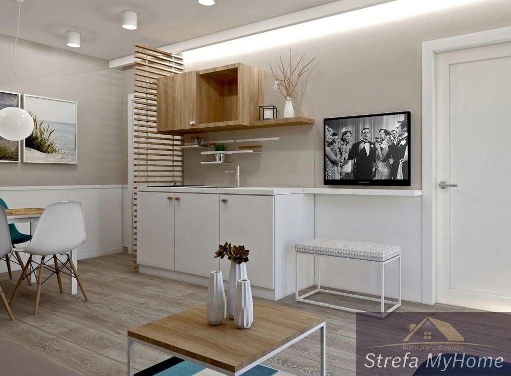 Mieszkanie dwupokojowe na sprzedaż Pobierowo  43m2 Foto 2