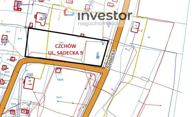 Lokal użytkowy na wynajem Czchów, Sądecka  360m2 Foto 8