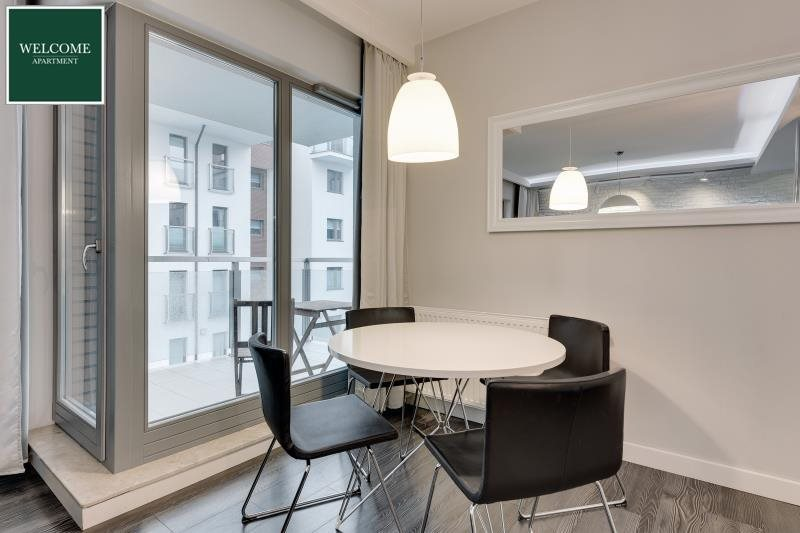 Mieszkanie dwupokojowe na sprzedaż Gdańsk, Śródmieście, WaterLane, Szafarnia  52m2 Foto 11
