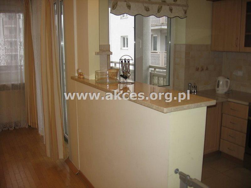 Mieszkanie dwupokojowe na wynajem Warszawa, Praga-Południe, Meissnera  51m2 Foto 1