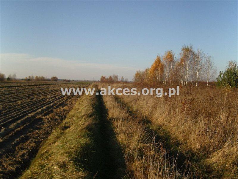Działka rolna na sprzedaż Gołków  1261m2 Foto 8