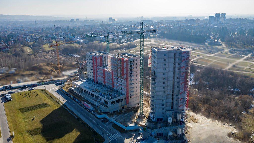 Mieszkanie trzypokojowe na sprzedaż Rzeszów, Bałtycka  51m2 Foto 1