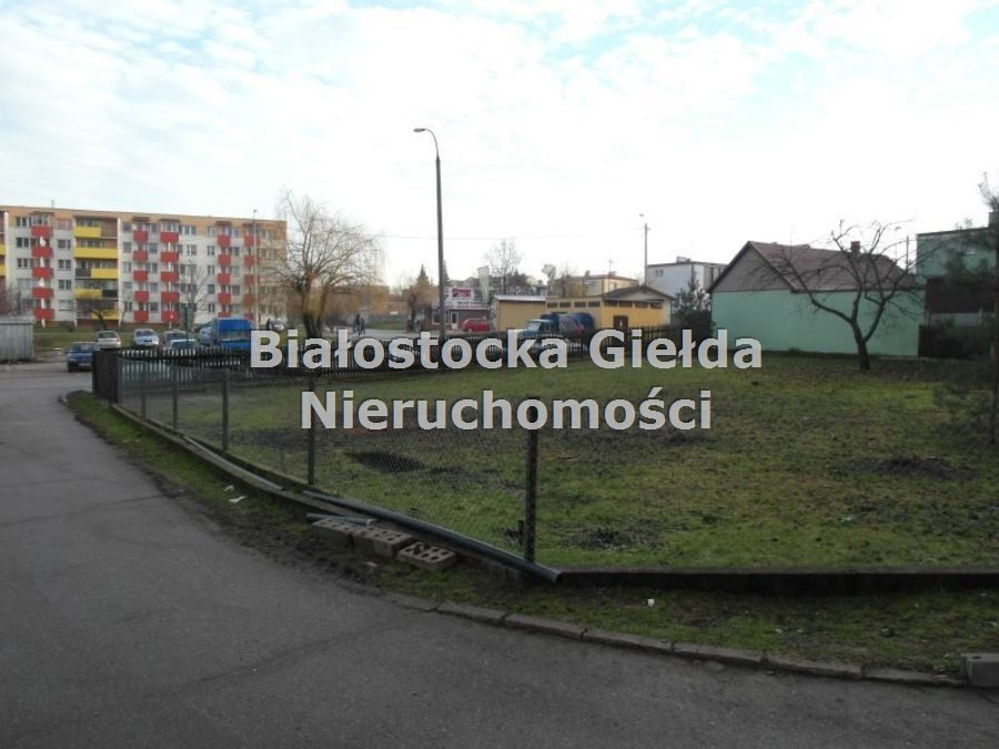 Działka inwestycyjna na sprzedaż Białystok, Dziesięciny II  771m2 Foto 3
