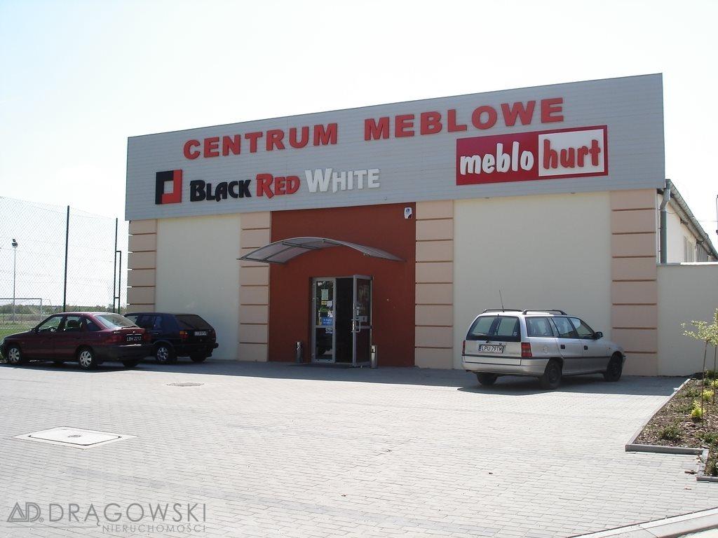 Lokal użytkowy na sprzedaż Łęczna  1887m2 Foto 2