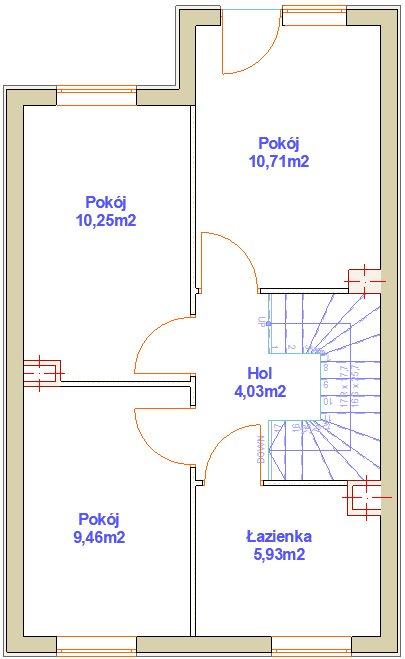 Dom na sprzedaż Pruszków, Bąki/Piastów, Marii Curie Skłodowskiej  75m2 Foto 1