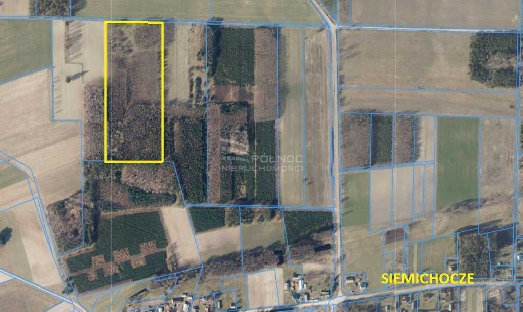 Działka rolna na sprzedaż Siemichocze  45300m2 Foto 8