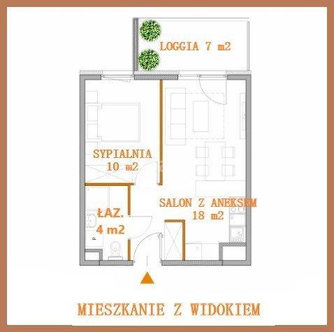 Mieszkanie dwupokojowe na sprzedaż Warszawa, Białołęka Tarchomin, Myśliborska  36m2 Foto 3