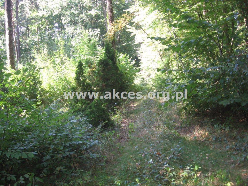 Działka budowlana na sprzedaż Piaseczno, Zalesie Dolne  2511m2 Foto 1