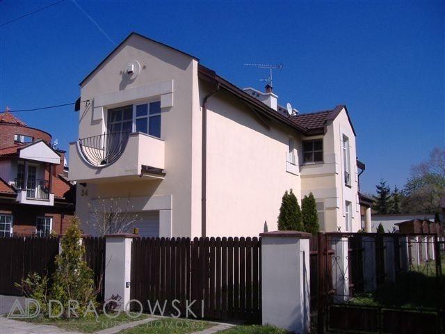 Dom na wynajem Warszawa, Wilanów  300m2 Foto 1