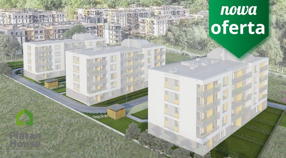 Mieszkanie dwupokojowe na sprzedaż Wrocław, Stabłowice, Jodłowicka  49m2 Foto 6
