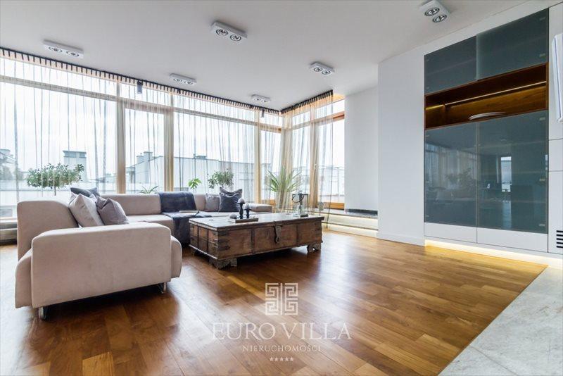 Mieszkanie czteropokojowe  na sprzedaż Warszawa, Wilanów, Sarmacka  205m2 Foto 1