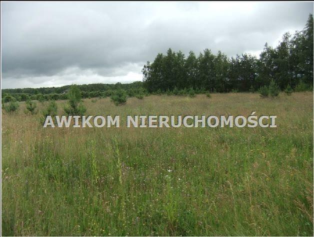 Działka budowlana na sprzedaż Skierniewice, Strobów  1400m2 Foto 1