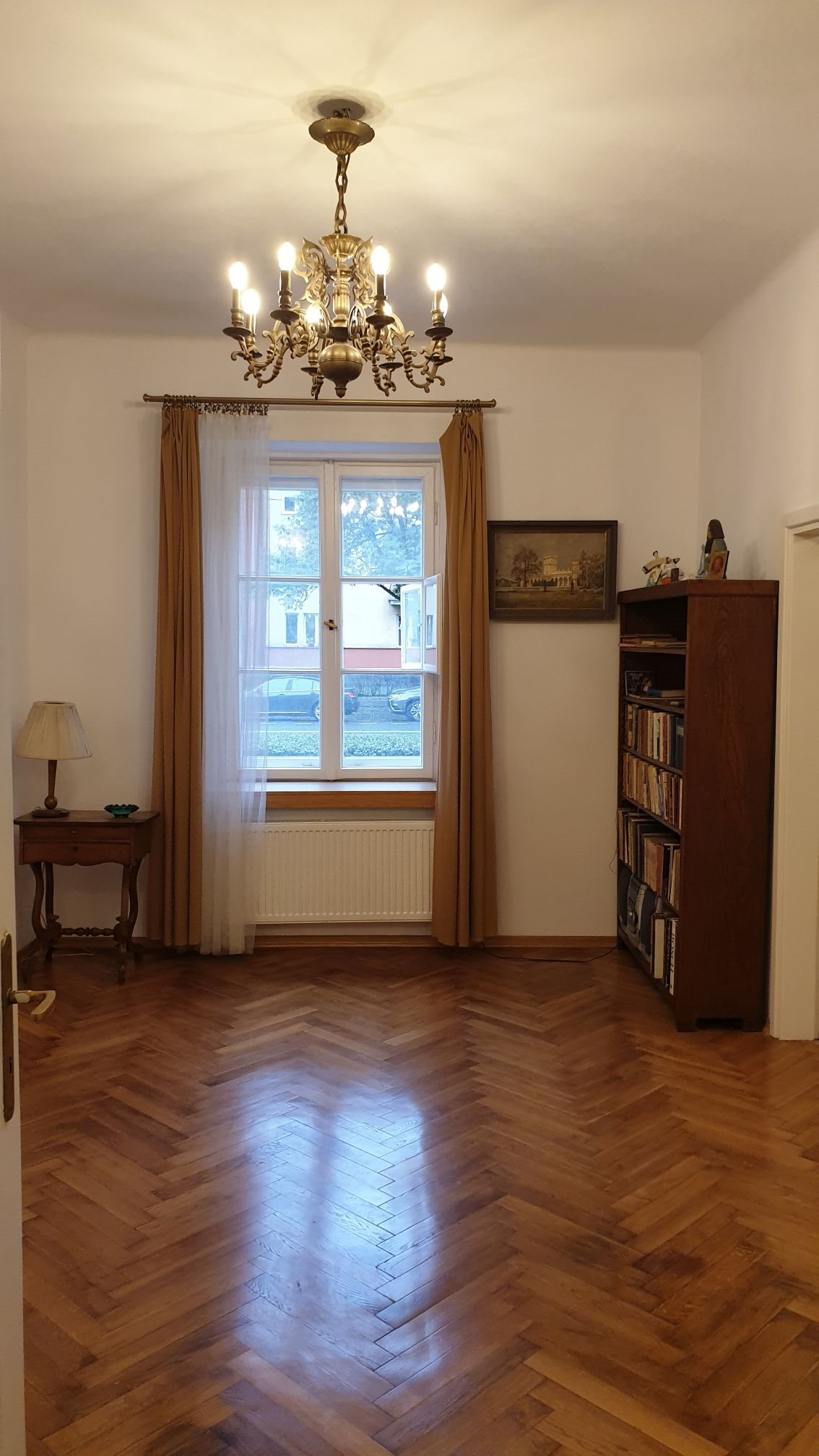 Mieszkanie trzypokojowe na sprzedaż Warszawa, Śródmieście, Słowackiego  78m2 Foto 8