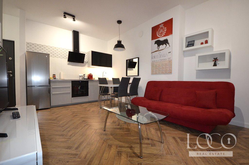 Mieszkanie dwupokojowe na wynajem Warszawa, Wola, Ogrodowa  38m2 Foto 1