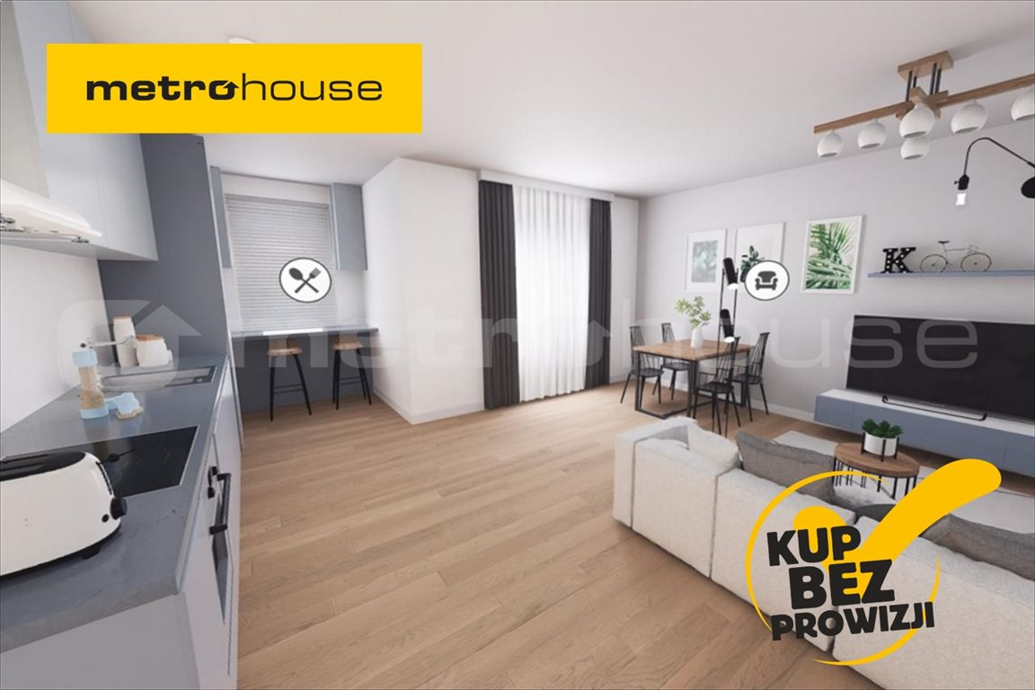 Mieszkanie czteropokojowe  na sprzedaż Poznań, Grunwald Południe  78m2 Foto 1