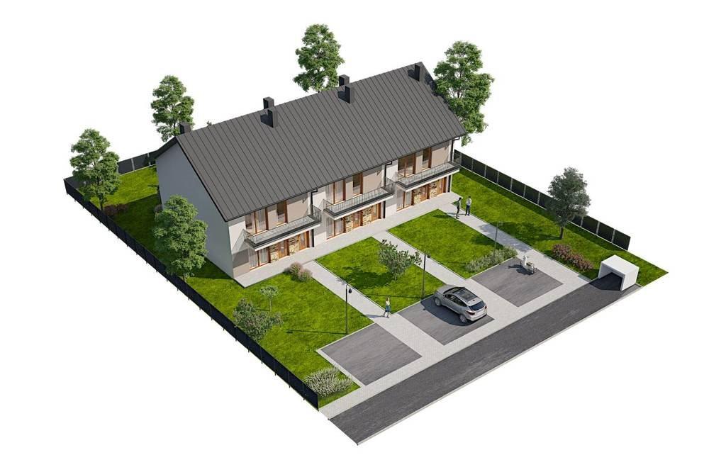 Mieszkanie trzypokojowe na sprzedaż Wieliczka  65m2 Foto 5