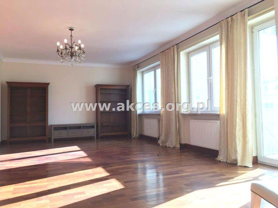 Mieszkanie trzypokojowe na sprzedaż Warszawa, Śródmieście, Muranów  125m2 Foto 3