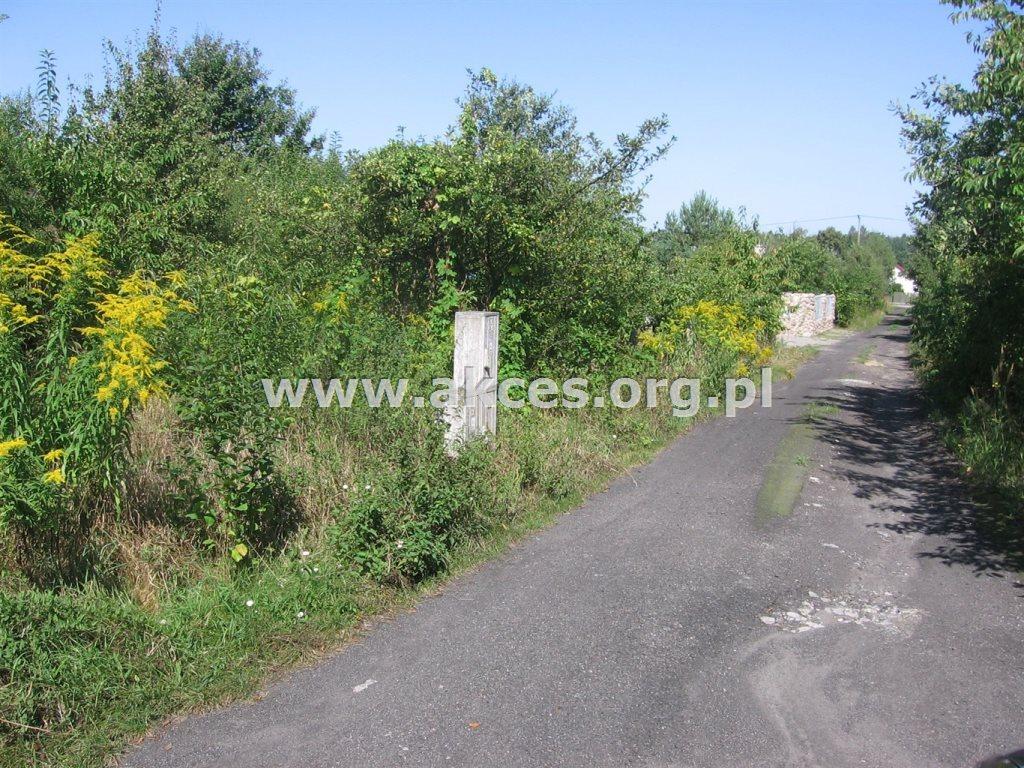 Działka budowlana na sprzedaż Łoś, Łoś, Polna  933m2 Foto 2