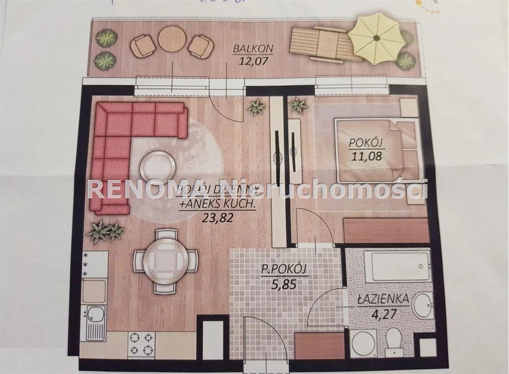 Mieszkanie dwupokojowe na sprzedaż Białystok, Wysoki Stoczek, Aleja Jana Pawła II  45m2 Foto 11