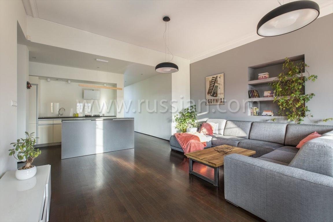 Mieszkanie trzypokojowe na sprzedaż Gdynia, Śródmieście, Wójta Radtkego  108m2 Foto 2