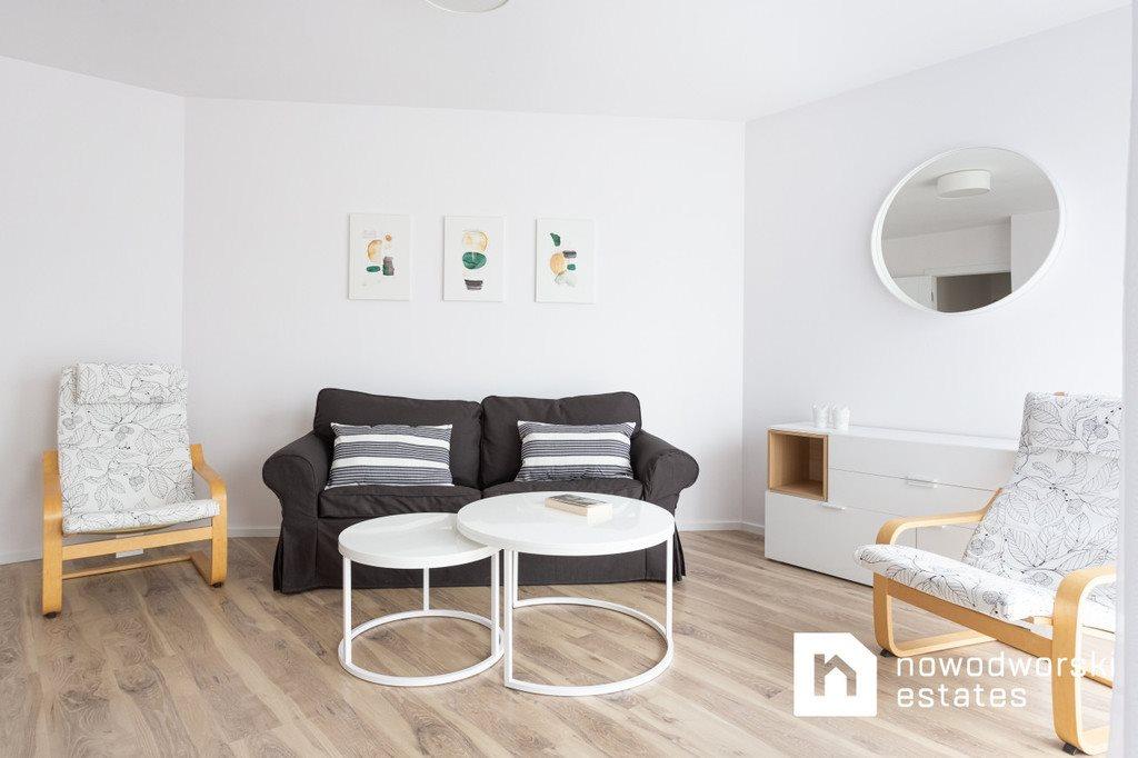 Mieszkanie dwupokojowe na wynajem Poznań, Grunwald, Słoneczna  53m2 Foto 5