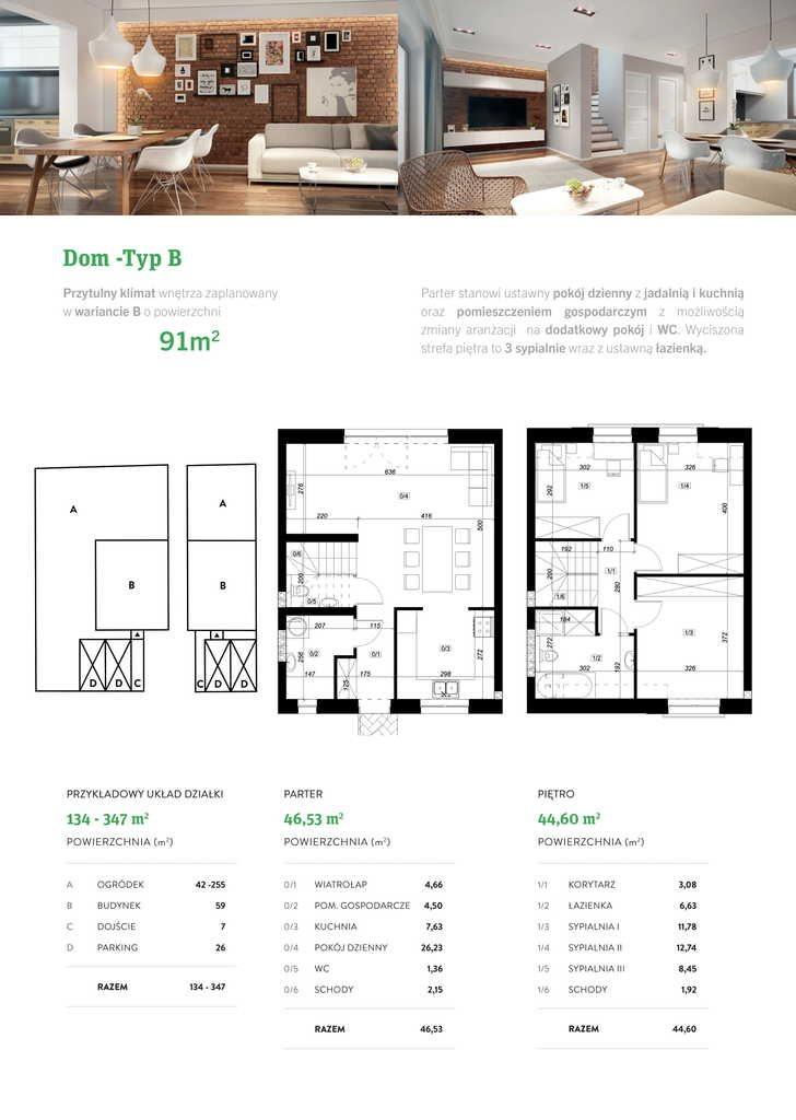 Dom na sprzedaż Suchy Las  91m2 Foto 7