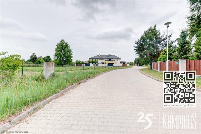 Działka budowlana na sprzedaż Lipków, Stare Babice, oferta 2671  1502m2 Foto 3