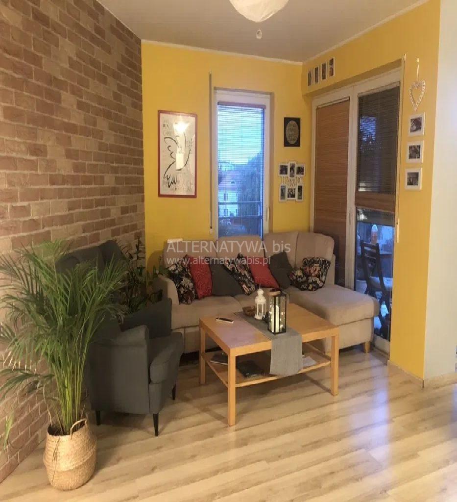 Mieszkanie dwupokojowe na sprzedaż Poznań, Grunwald, Łazarz, słoneczna  53m2 Foto 1
