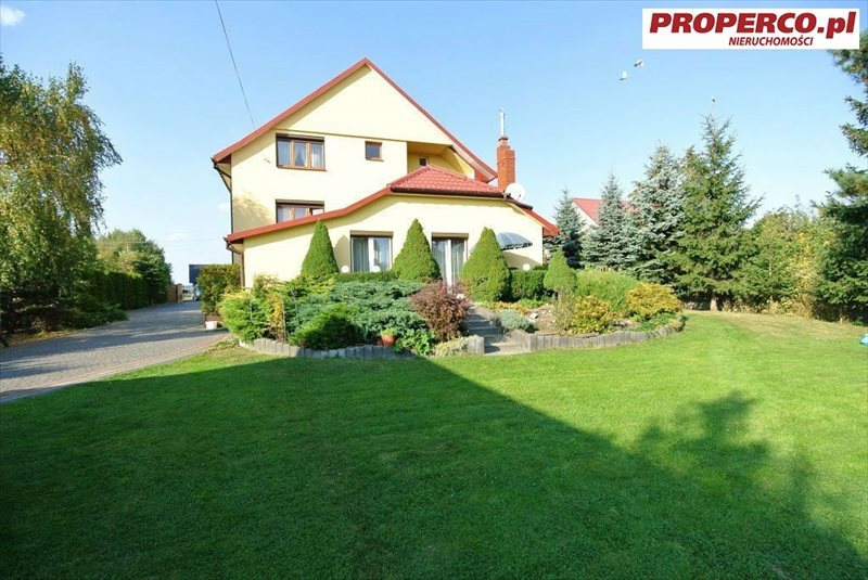 Dom na sprzedaż Bodzentyn, Wilków, Łysogórska  319m2 Foto 1