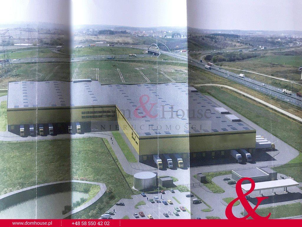 Działka przemysłowo-handlowa na sprzedaż Borkowo, Starogardzka  80000m2 Foto 2
