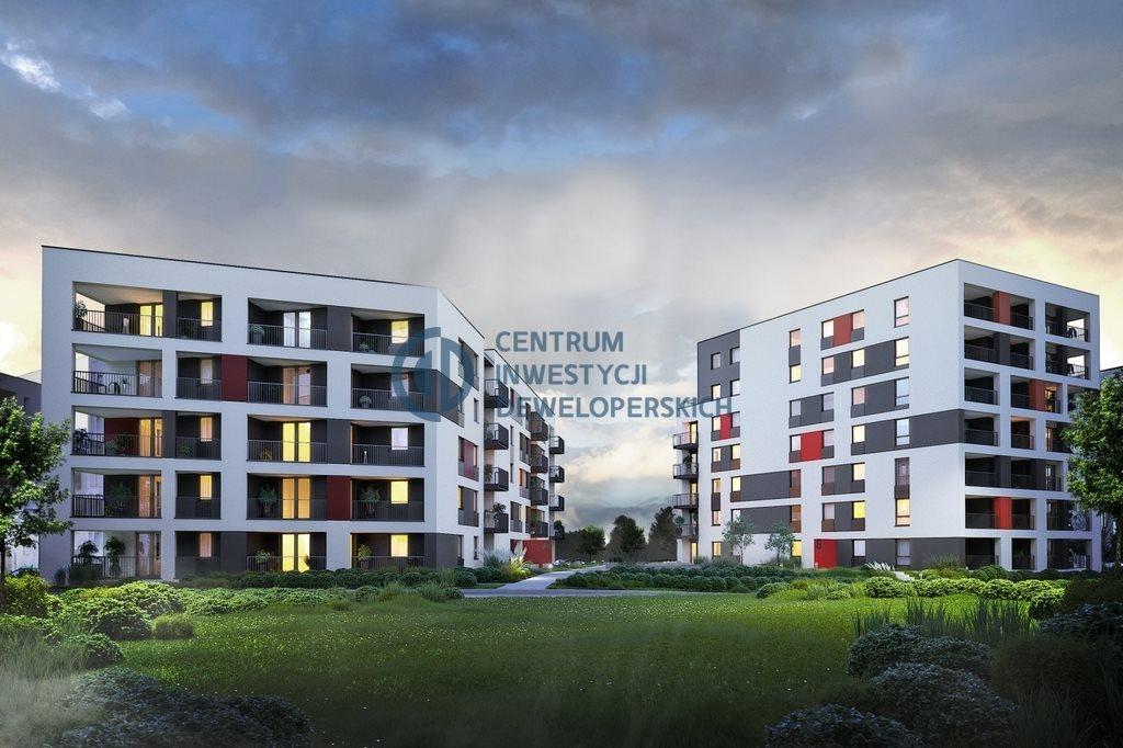 Mieszkanie trzypokojowe na sprzedaż Rzeszów, Baranówka, Krakowska  61m2 Foto 1