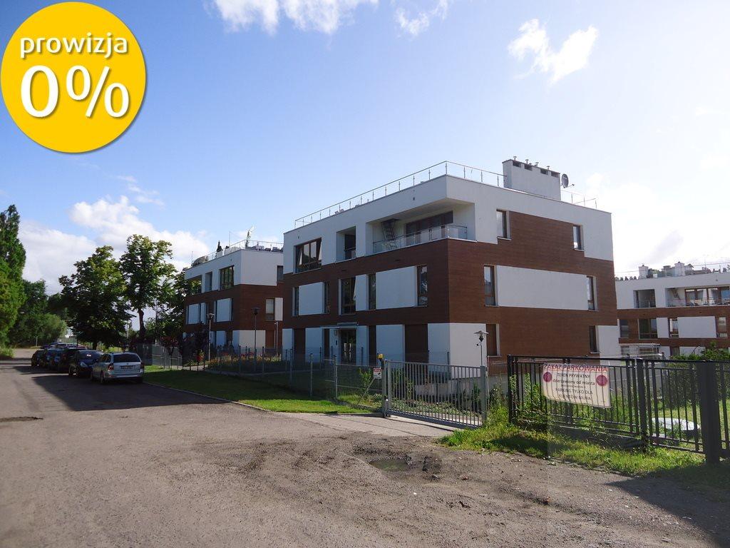 Mieszkanie dwupokojowe na sprzedaż Szczecin, Bukowo, Policka  53m2 Foto 1