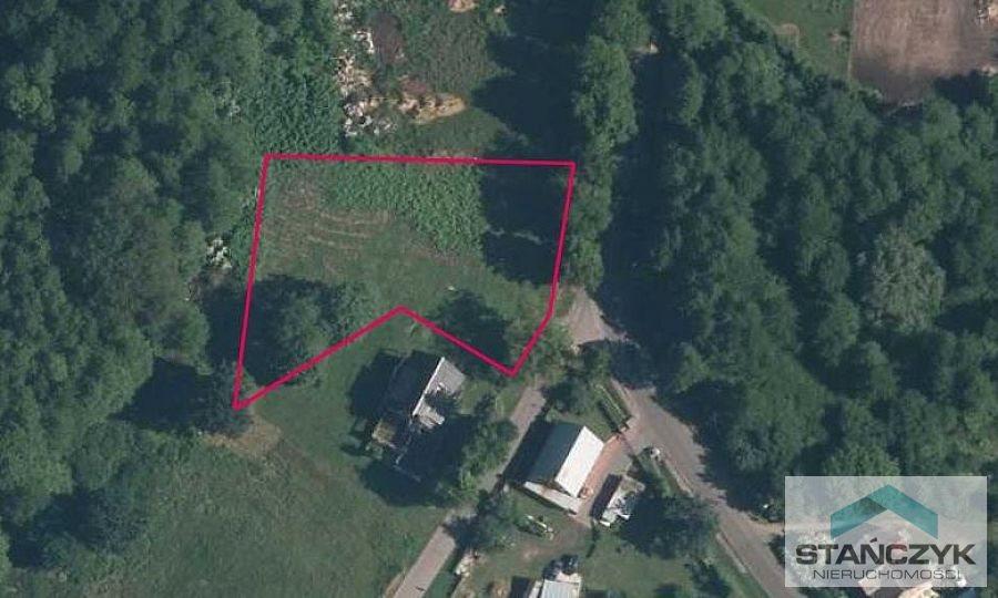 Działka budowlana na sprzedaż Wolin, Rzeka , łąki  2500m2 Foto 3
