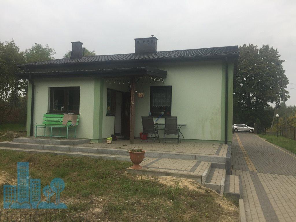 Dom na sprzedaż Łódź, Widzew, Brzezińska  86m2 Foto 1