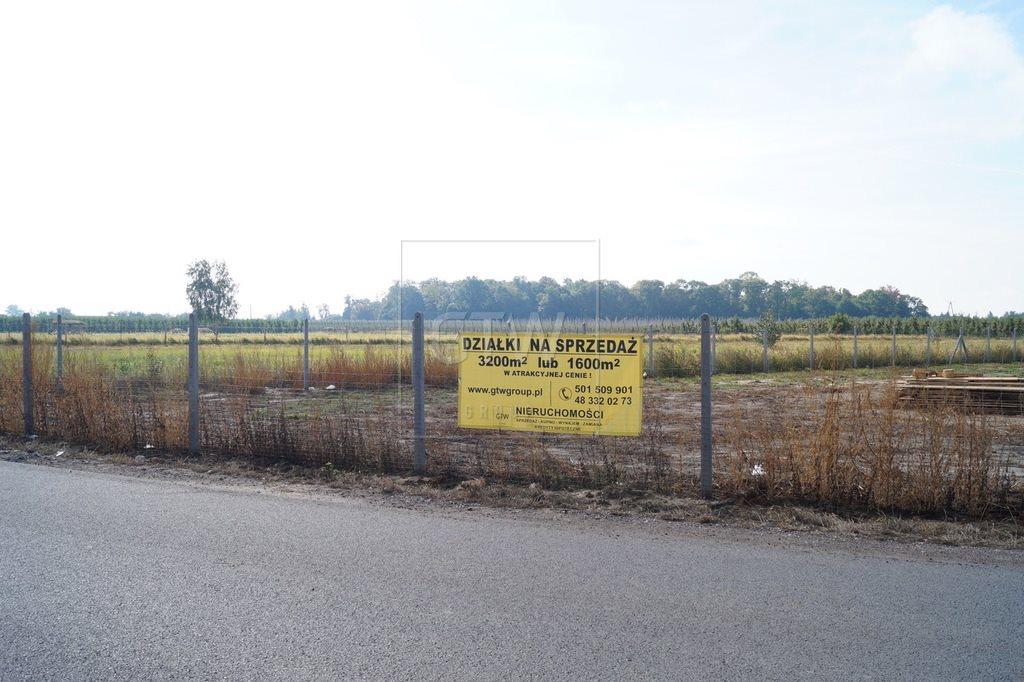 Działka rolna na sprzedaż Kobylin  3200m2 Foto 1