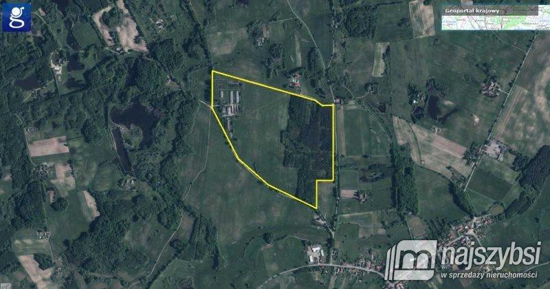 Działka inna na sprzedaż Ostrowice, wieś  73790m2 Foto 1