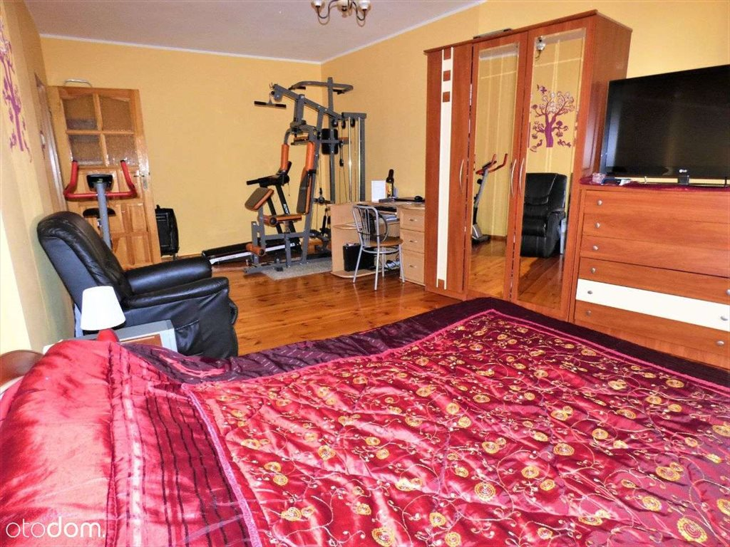 Mieszkanie czteropokojowe  na sprzedaż Kluczbork  105m2 Foto 5