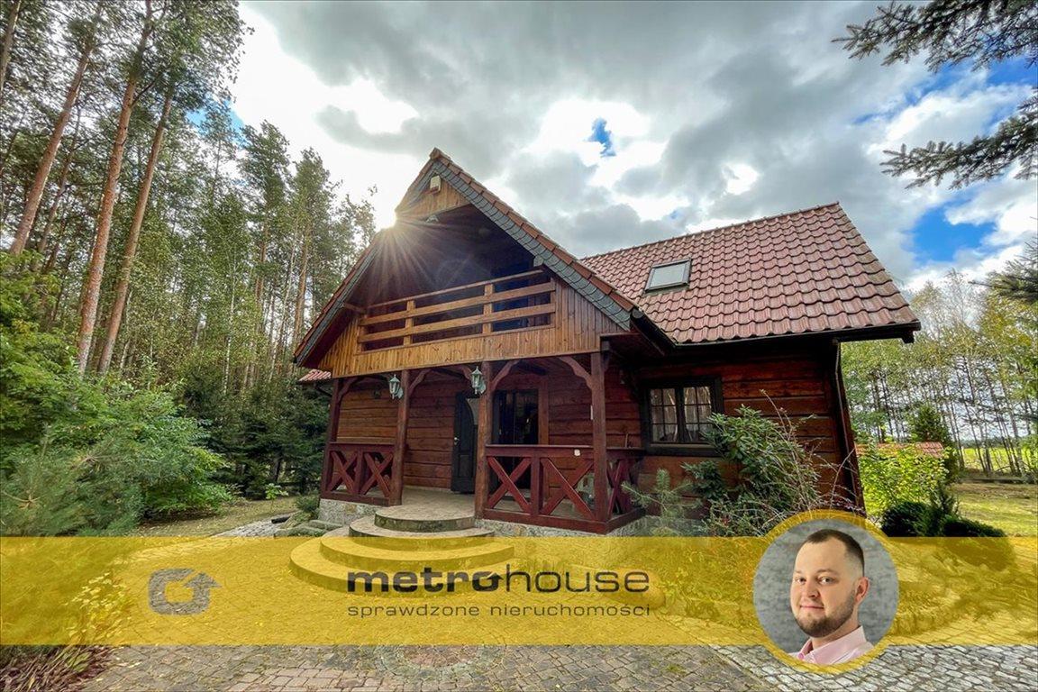 Dom na sprzedaż Białobrzeg Dalszy, Olszewo-Borki  95m2 Foto 1