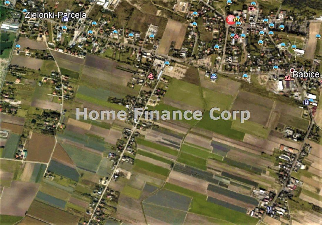 Działka inwestycyjna na sprzedaż Stare Babice  5750m2 Foto 2