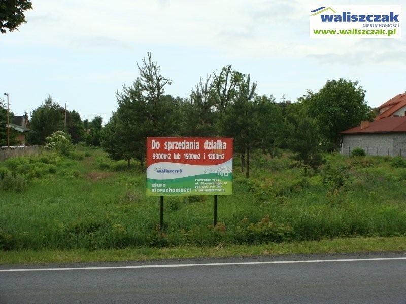 Działka budowlana na sprzedaż Piotrków Trybunalski  850m2 Foto 4