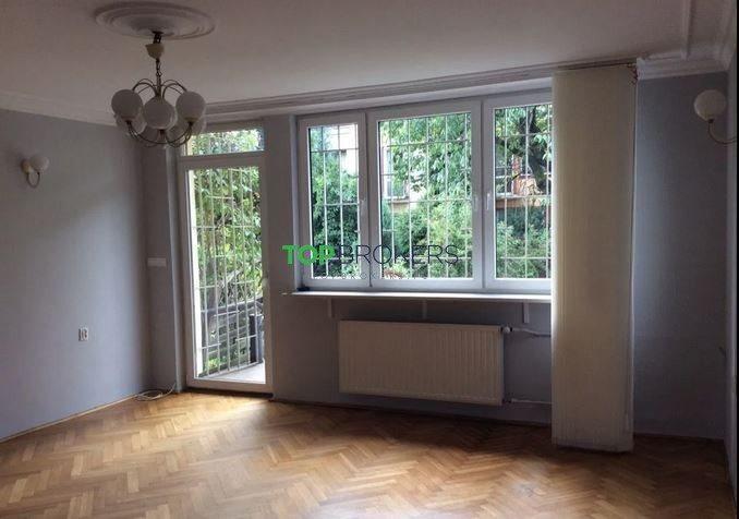 Dom na wynajem Warszawa, Praga-Południe Saska Kępa  150m2 Foto 3